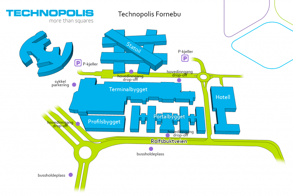 Technopolis Norja